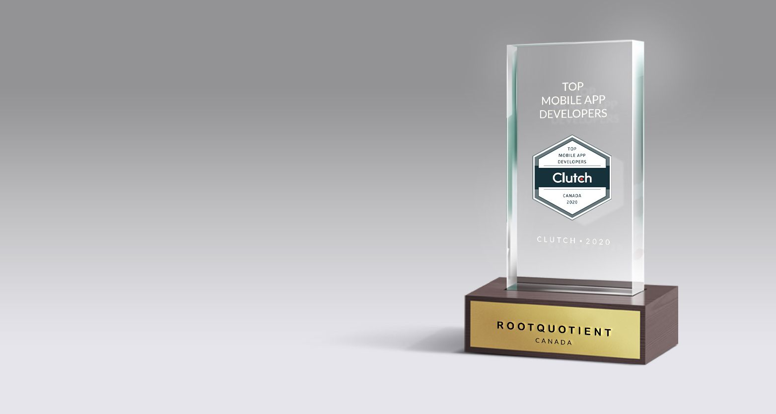 RootQuotient Recognized as Leader in Mobile App Development by Clutch