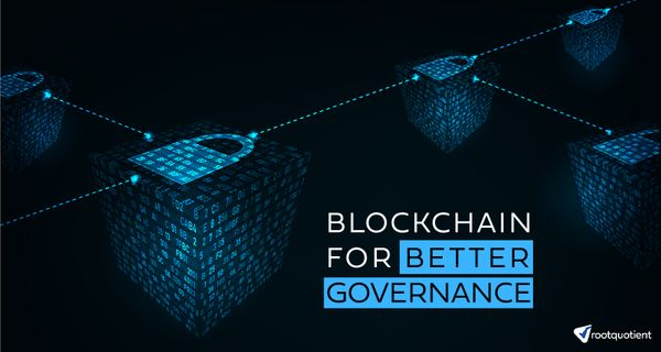 Blockchain Technology In Governance - A Quick Brief