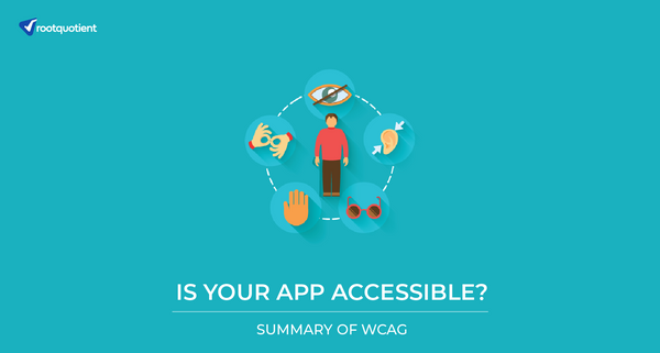 6 Points to Check Your App's Accessibility